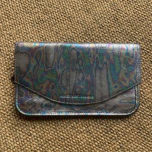 [Aimee Kestenberg]• oil slick wallet